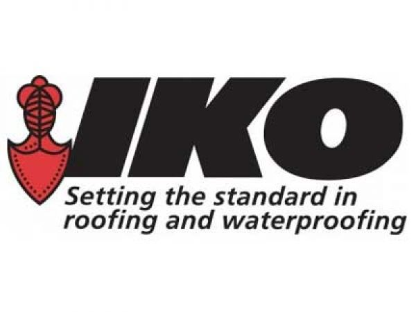 Shingles also available from IKO Roofing Systems